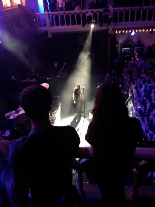 The Killers at Paradiso