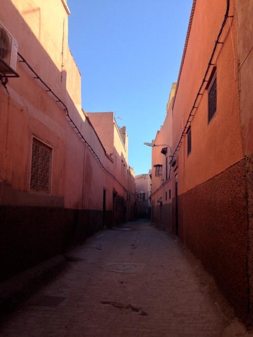 Alleyway in the Medina