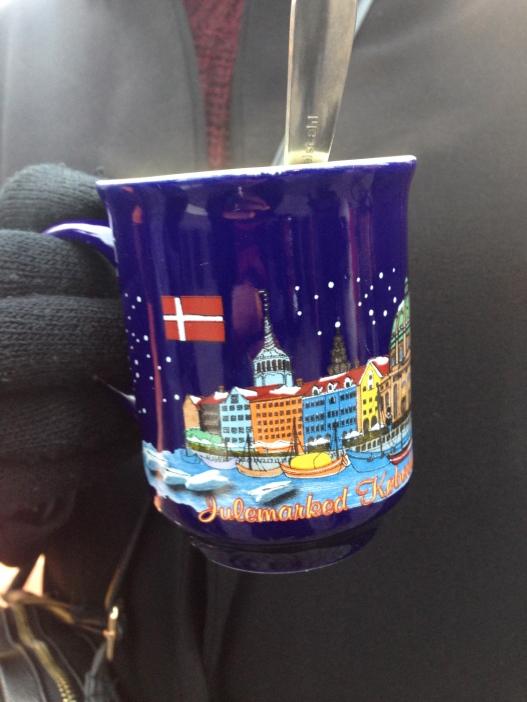 Christmas Market Mug